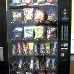 How to make (sort of) healthy vending machine choices.