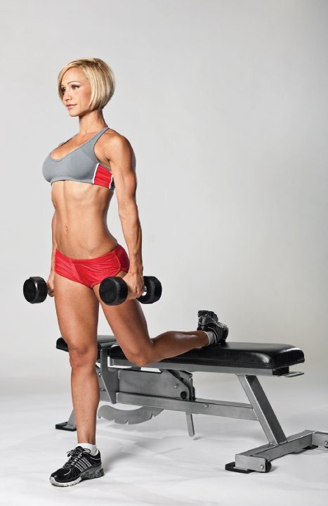 My review of Jamie Eason's Livefit program