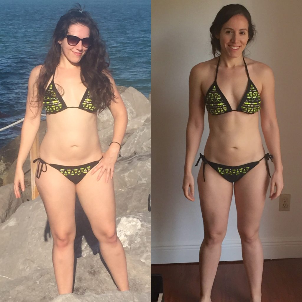 Fit Geek Before and After
