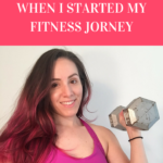 What I Wish I Knew When I Started My Fitness Journey